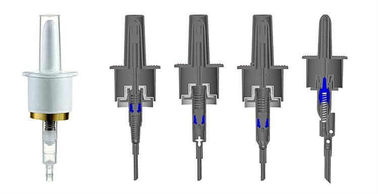 SD-5 Pulverizador nasal