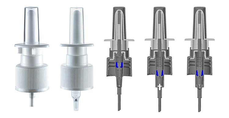 SD-3 Pulverizador nasal