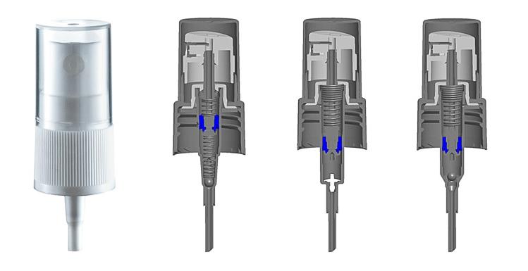 SD-1 Pulverizador de médicos